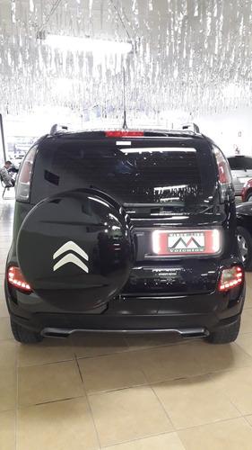aircross 1.6 16v  tendance automatico flex 2015