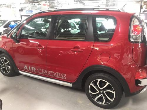 aircross 1.6 glx 16v flex 4p automático 79000km