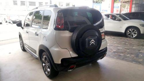 aircross 1.6 shine automático flex 2016