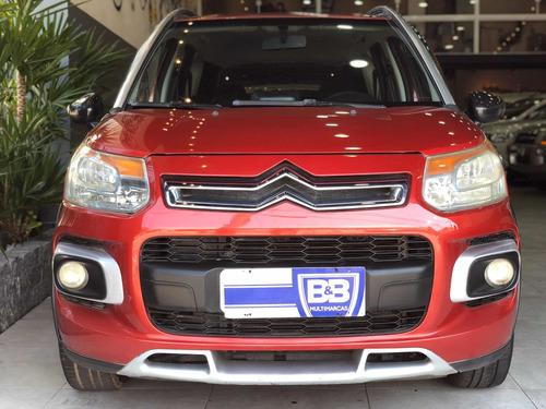 aircross glx 1.6 automatico 2012 completo