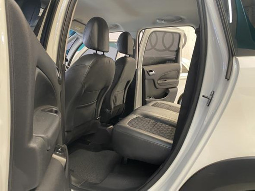 aircross shine 1.6 flex 5p automatico 2018 branco impecavel