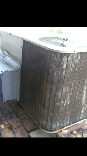aire 5 ton carrier compresor copeland scroll trifasico usado