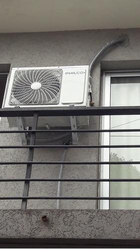 aire acond instalación
