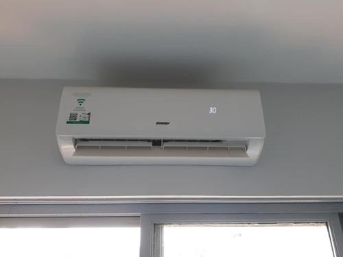 aire acond instalacion