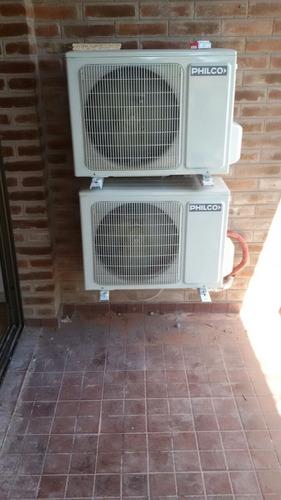 aire acondic instalacion