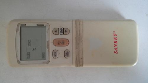 aire acondicionado 12.000 btu 220v sankey usado