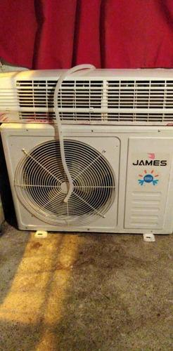 aire acondicionado 24000 btu james no está funcionando