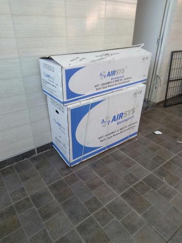 aire acondicionado 9000 btu con instalación incluida