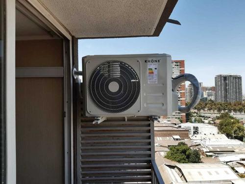 aire acondicionado 9.000 btu mas instalación