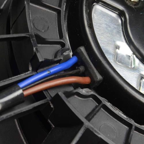 aire acondicionado ac radiador condensador ventilador de bmw