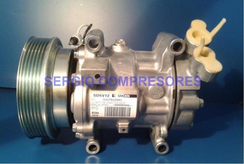 aire acondicionado automotor y repuestos en general