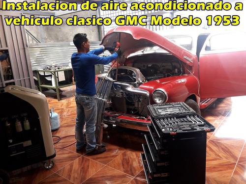 aire acondicionado automotriz