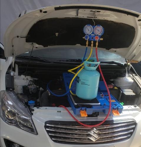 aire acondicionado automotriz a domicilio