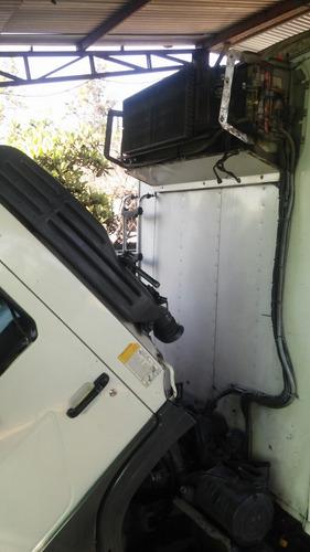 aire acondicionado automotriz y refrigeracion  para camiones