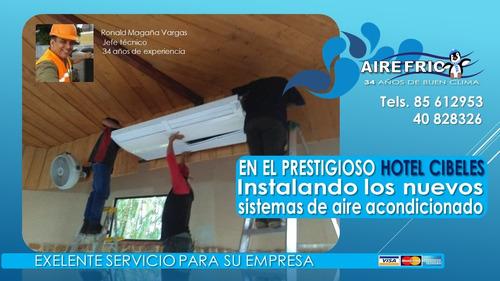 aire acondicionado barato 50% de ahorro en energia