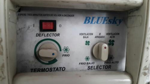 aire acondicionado bluesky 3.5kw de ventana frio