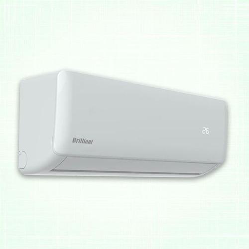 aire acondicionado brilliant on/off  12.000 btu - elbunkker