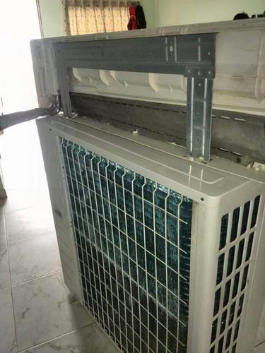 aire acondicionado btu split.