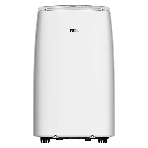 aire acondicionado & calefactor portátil rca 12.000btu 4en1