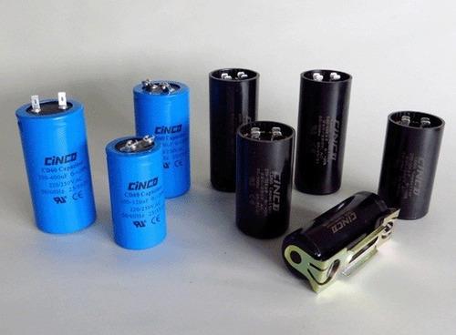 aire acondicionado capacitor