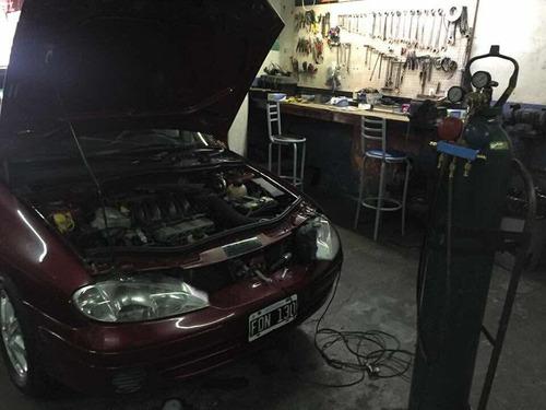 aire acondicionado cargas y reparaciones, calefaccion