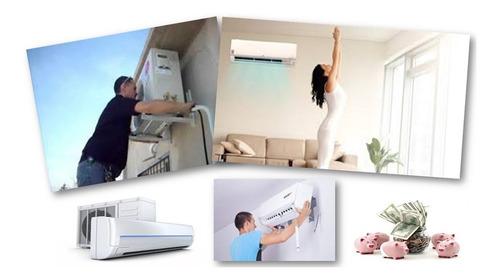 aire acondicionado carrier manteniemiento instalación servi*