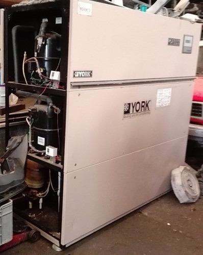 aire acondicionado centralizado, condensadora y evaporativa,