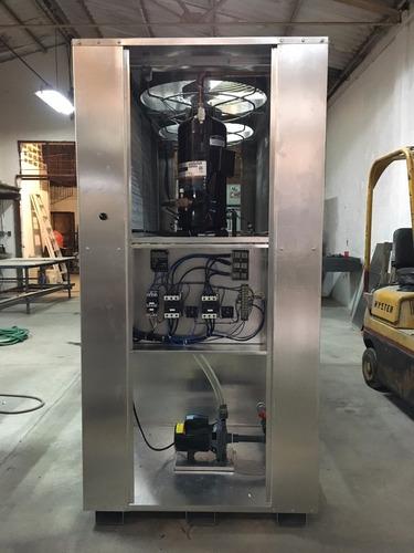 aire acondicionado chiller, uma, quirofanos y laboratorio