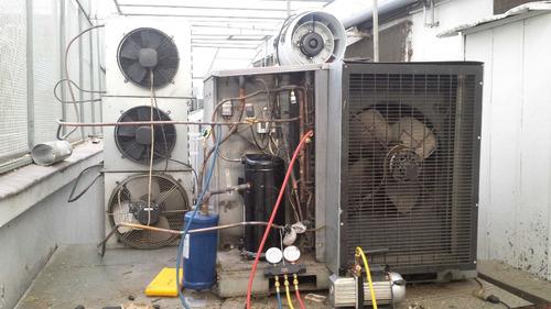 aire acondicionado  climatizacion