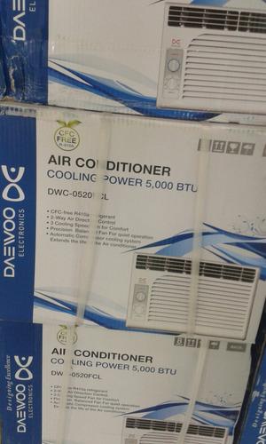 aire acondicionado daewoo de 5000 btu