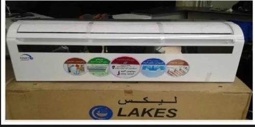 aire acondicionado de 18.000 btu lakes c/ control poco uso