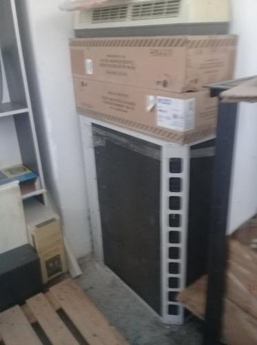 aire acondicionado de tres consola split 12000 btu