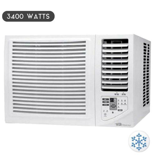 aire acondicionado de ventana 3400 frio compacto bgh bc30fn