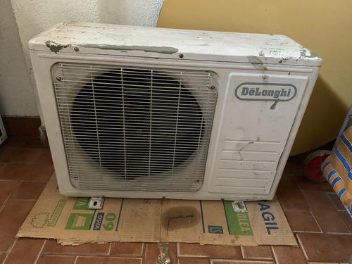 aire acondicionado delonghi (compresor dañado)