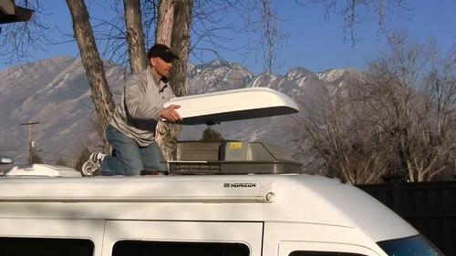 aire acondicionado dometic (110v) motorhome, camper, rodante