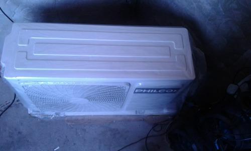 aire acondicionado frío calor philco