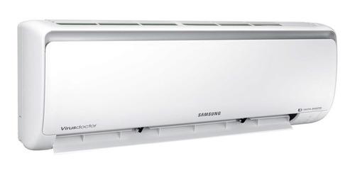 aire acondicionado frío/calor rac inverter 24000 btu samsung