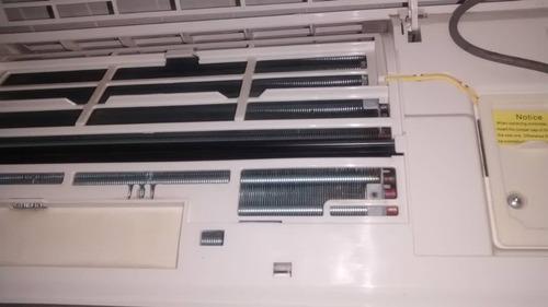 aire acondicionado gree 12000 btu