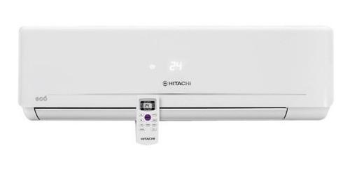 aire acondicionado hitachi 6300w frio calor - aj hogar