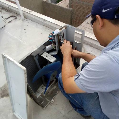 aire acondicionado instalacion mantenimiento reparacion