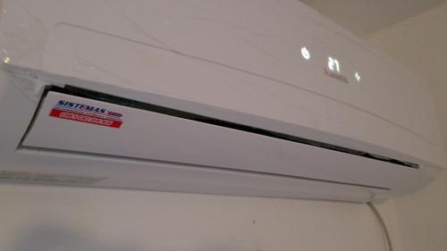aire acondicionado instalacion reparacion