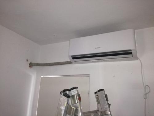 aire acondicionado. instalacion, service , traslados.