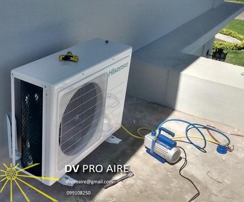 aire acondicionado, instalación, service y venta