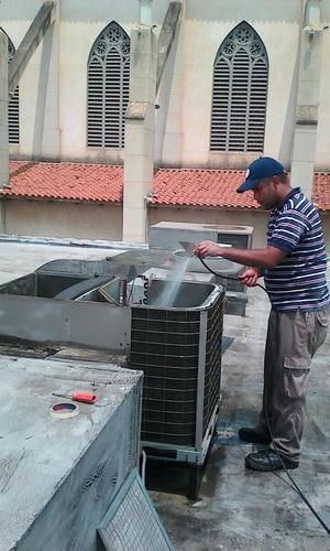 aire acondicionado instalación servicio