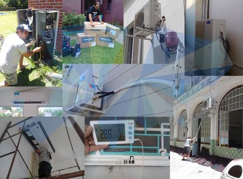 aire acondicionado instalacion split y service matriculado
