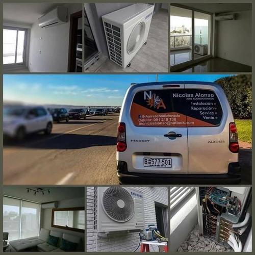 aire acondicionado - instalacion - venta - service