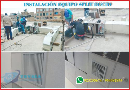 aire acondicionado instalación y mantenimiento