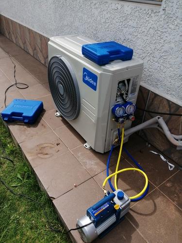aire acondicionado  instalación y reparaciones