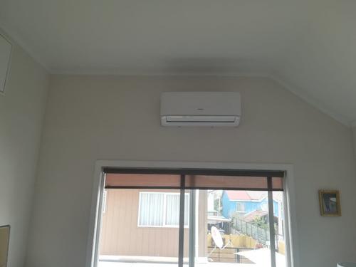 aire acondicionado inverter 9000 btu instalado wifi