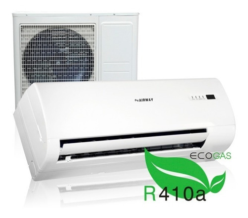 aire acondicionado inverter airway 18000 btu cat a - netpc